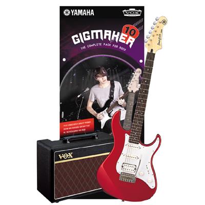 Yamaha Gigmaker Electric Guitar Pack