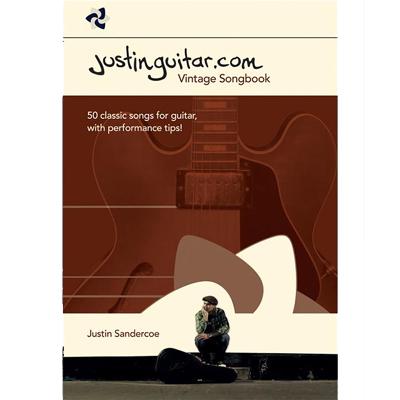 JustinGuitar Vintage Songbook