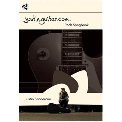 JustinGuitar Rock Songbook