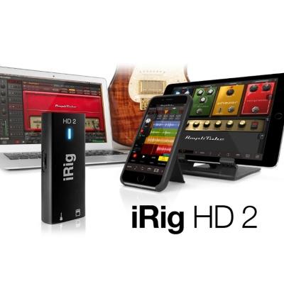 iRig HD 2 Guitar Interface