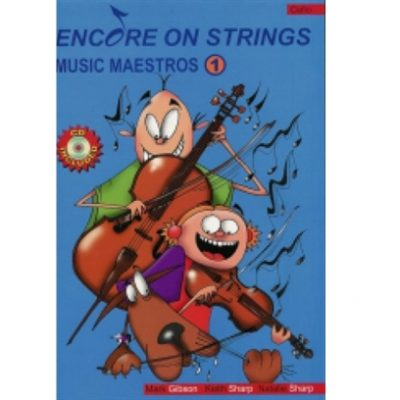 Encore on Strings Double Bass Level 1