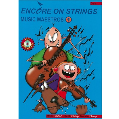 Encore on Strings Cello Level 1