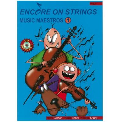 Encore on Strings Violin Level 1