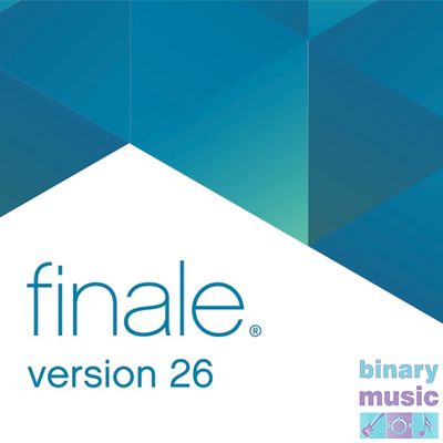 Finale 26 software
