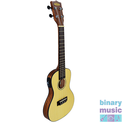 Kala Traveler Electric Acoustic Concert Ukulele