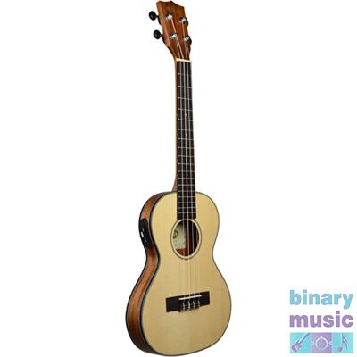 kala traveler electric acoustic tenor ukulele binary music. Black Bedroom Furniture Sets. Home Design Ideas