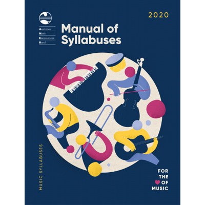 Manual of Syllabuses 2020