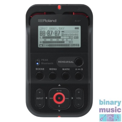 R-07 Handheld Digital Recorder