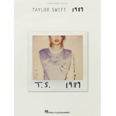 Taylor Swift 1989 Piano Vocal Guitar