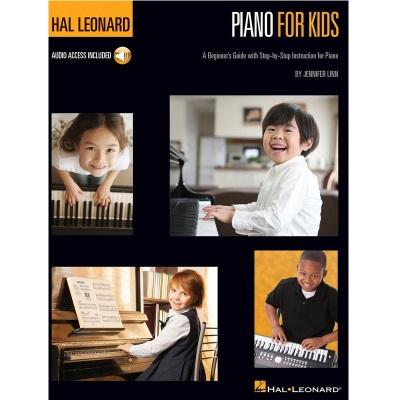 Hal Leonard Piano for Kids