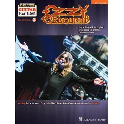 Ozzy Osbourne Guitar Play-Along