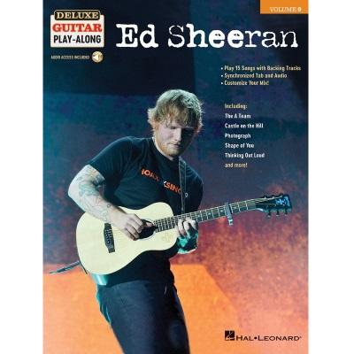 Ed Sheeran Guitar Play-Along Songbook