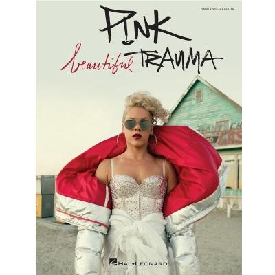 Pink Beautiful Trauma Piano Vocal Guitar