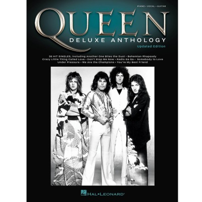 Queen Anthology Piano Vocal Guitar