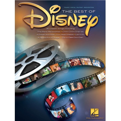 Best of Disney PVG 2nd Edition