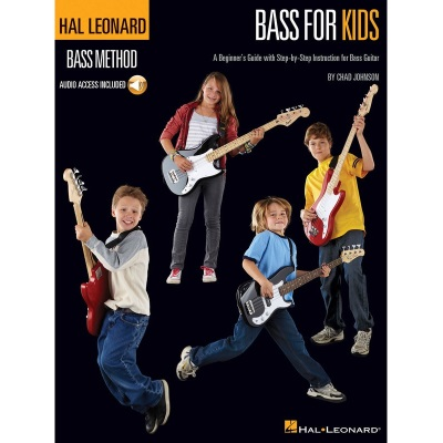 Hal Leonard Bass for Kids