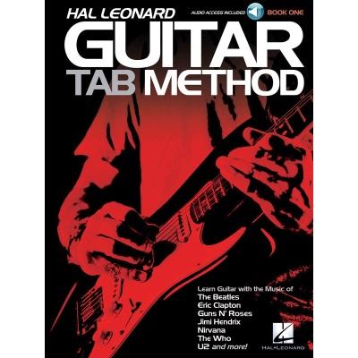 Hall Leonard Guitar Tab Method