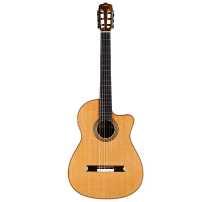 Cordoba Orchestra Fusion Classical Acoustic Electric Guitar