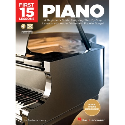 First 15 Lessons Piano
