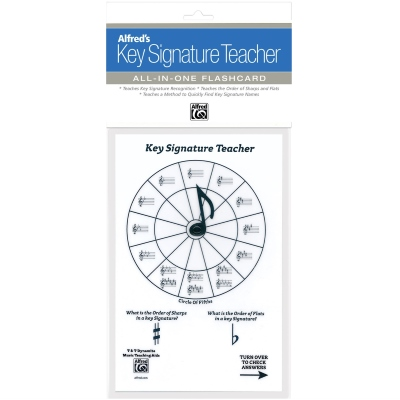 Key Signature Teacher
