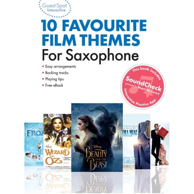 Film Themes for Saxophone