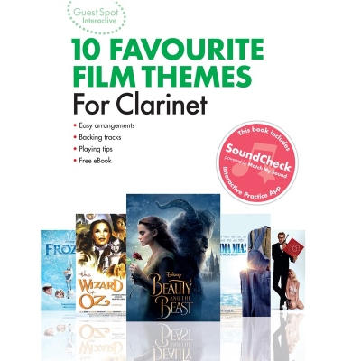 Film Themes for Clarinet