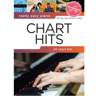 Really Easy Chart Hits 6 Piano