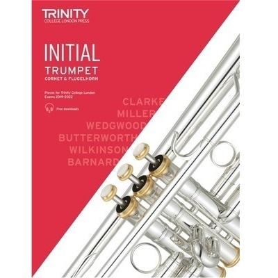 Trinity Initial Trumpet Exam Books