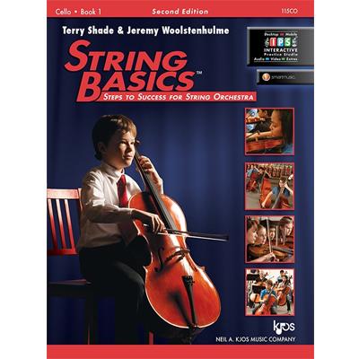 String Basics Cello Book 1
