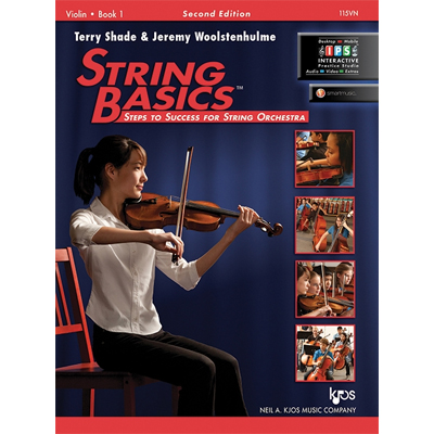 String Basics Violin Book 1