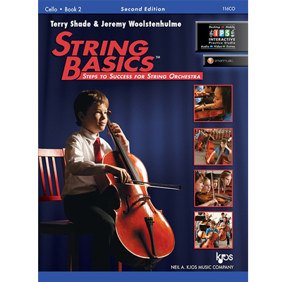 String Basics Book 2 Cello