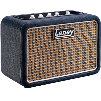 Laney Mini Stereo Amp with Bluetooth - Lion Heart Blue Amp