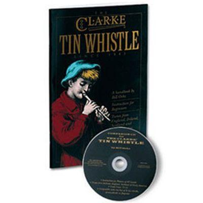 Clarke Tin Whistle