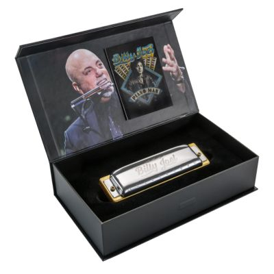 Billy Joel Harmonica M535016