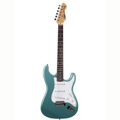 Tokai Surftone ST Style Electric Guitar Ocean Turquoise Metallic