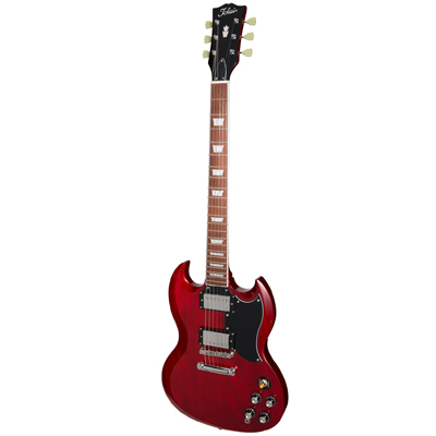 Tokai SG 58 Solid body Electric Guitar in Cherry Red Colour