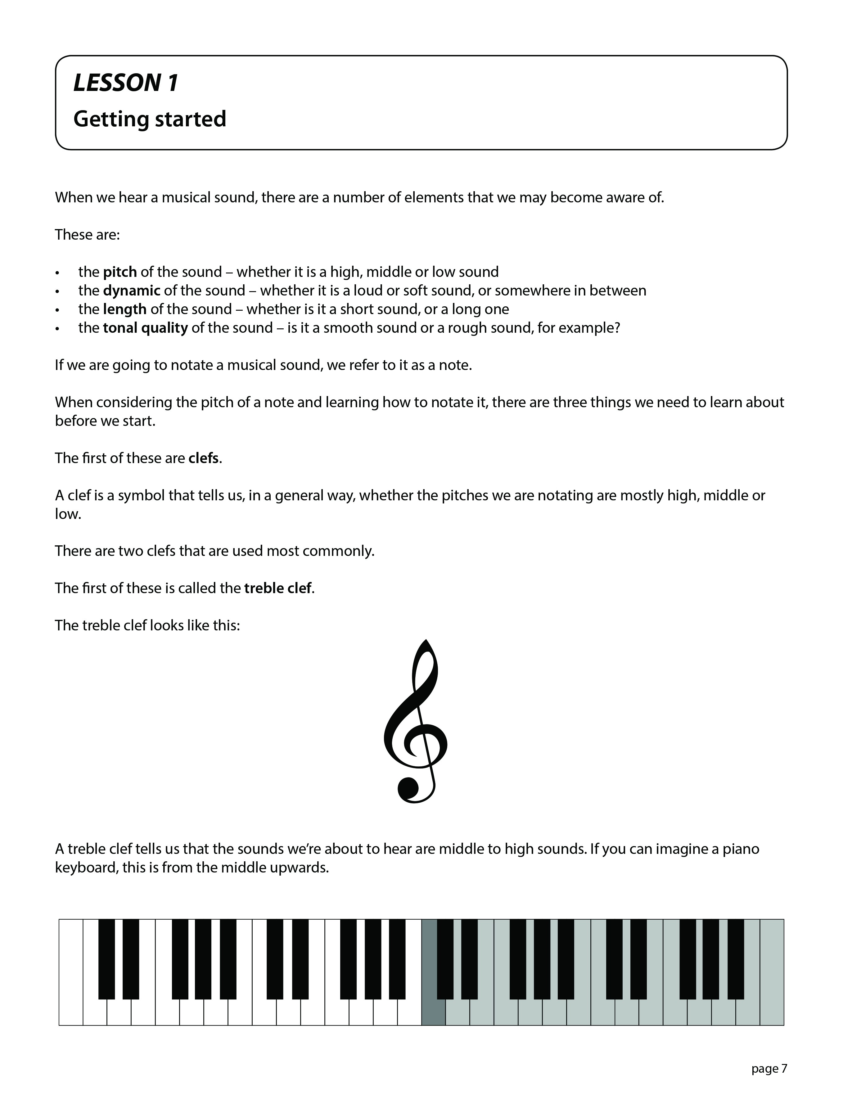 for all instruments Music Theory Workbook Theory Time Grade 3