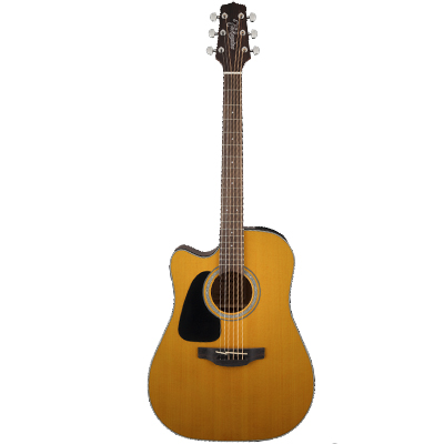 Takamine Left Handed GD30 Dreadnought Acoustic Guitar