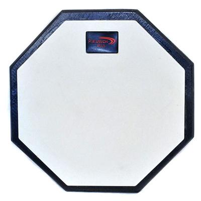 Percussion Plus 8 Inch Natural Rebounder Practice Pad