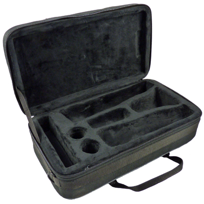 John Packer Student Clarinet JP021 Case Internal