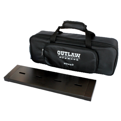Outlaw Effects Powered Pedalboard