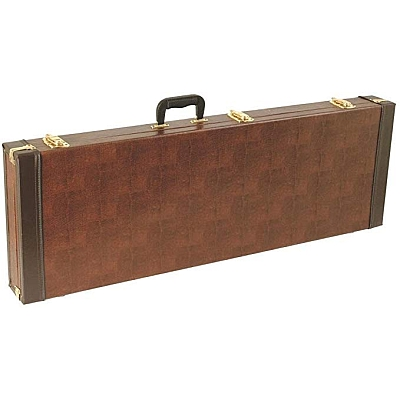 Snakeskin Electric Guitar Case