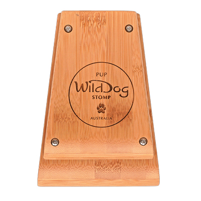Wild Dog Pup Small Footprint Stompbox