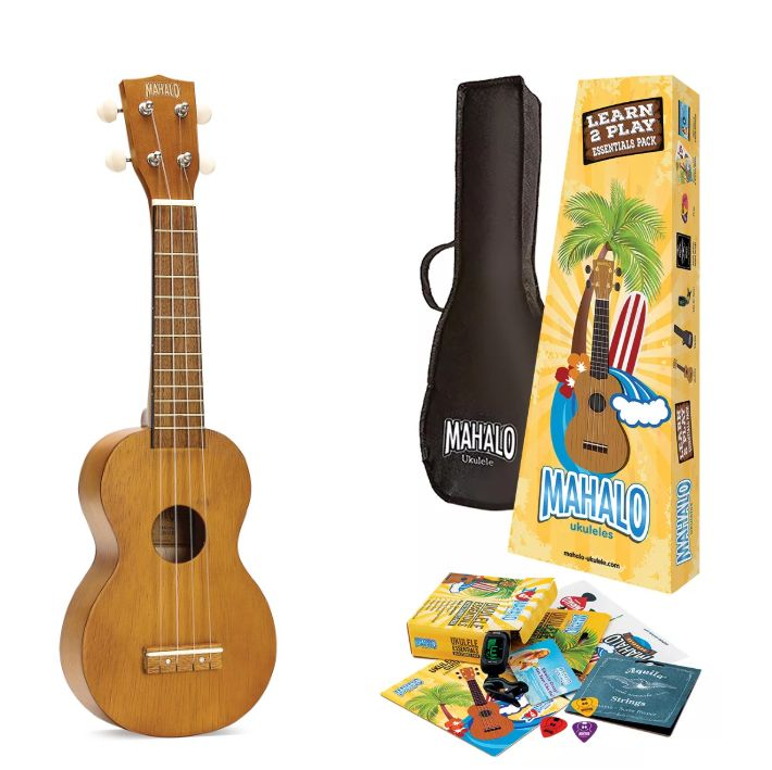 mahalo kahiko series ukulele. Black Bedroom Furniture Sets. Home Design Ideas