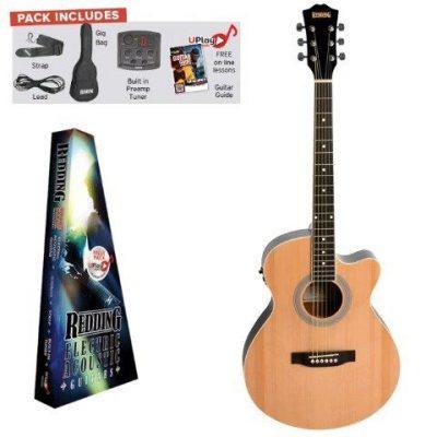 Redding guitar pack