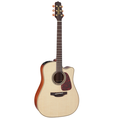 Takamine Pro Series 4 Dreadnought acoustic electric Guitar