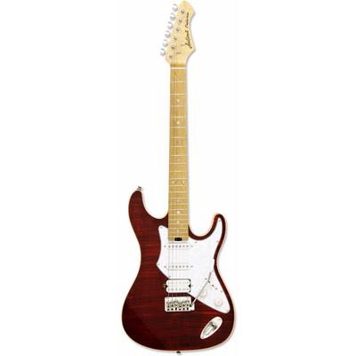 Aria Pro II 714 Fullerton ElecAria Pro II 714 Fullerton Electric Guitar Ruby Redtric Guitar