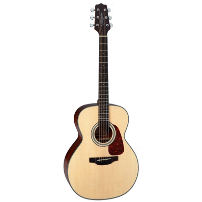 Takaimine G10 Nex Small Body Acoustic Guitar Natural Satin Finish