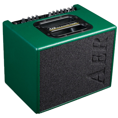 AER Compact 60 Green Acoustic Guitar Amplifier