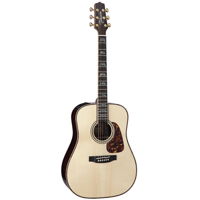 Takamaine Custom Pro Series 7 Dreadnought